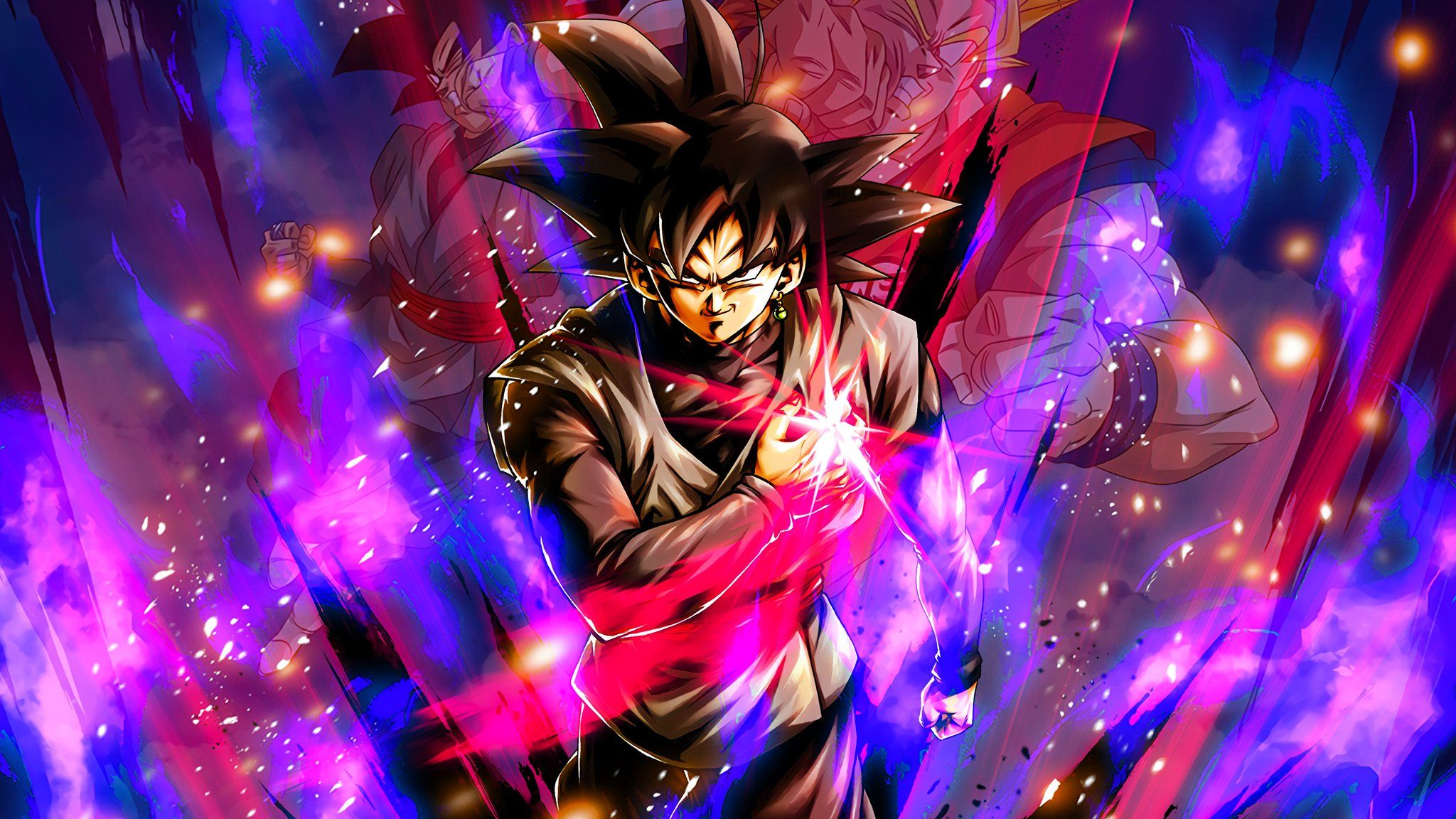 Hydros On Twitter 4k Wallpapers For Pc Goku Black 4k Phone Wallpapers