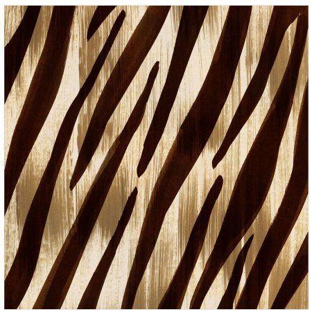 Nairobi Square IV by Eazl Premium Gallery Wrap, Size: 36 x 36, Brown