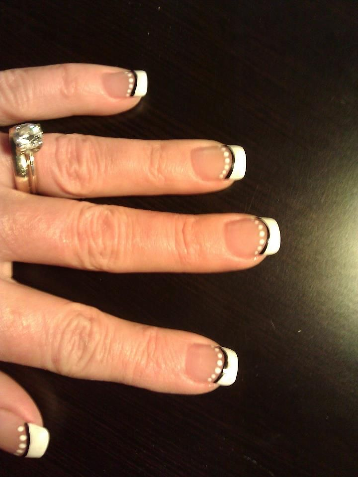Beautiful nails by Sabrina Thomas, VIP Salon, Riverview MI
