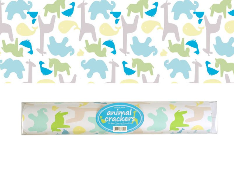 Baby Scented Drawer Liners Annabel Trends