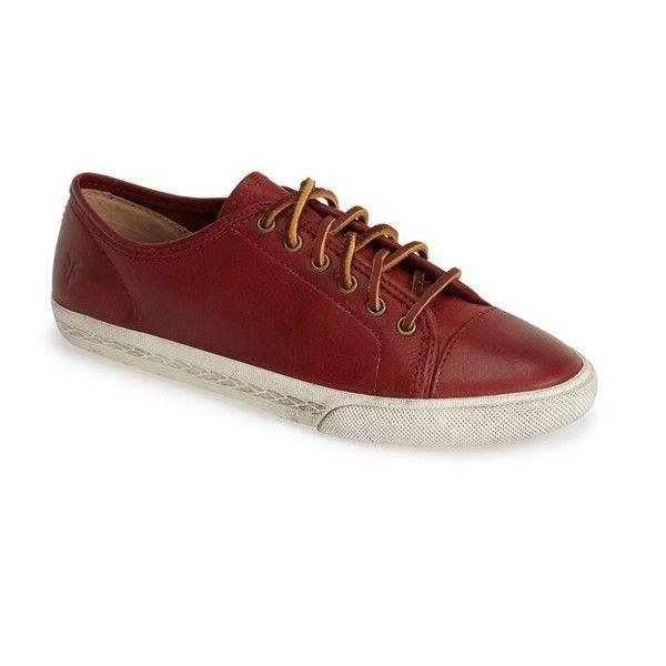 frye shoes red women s sneakers