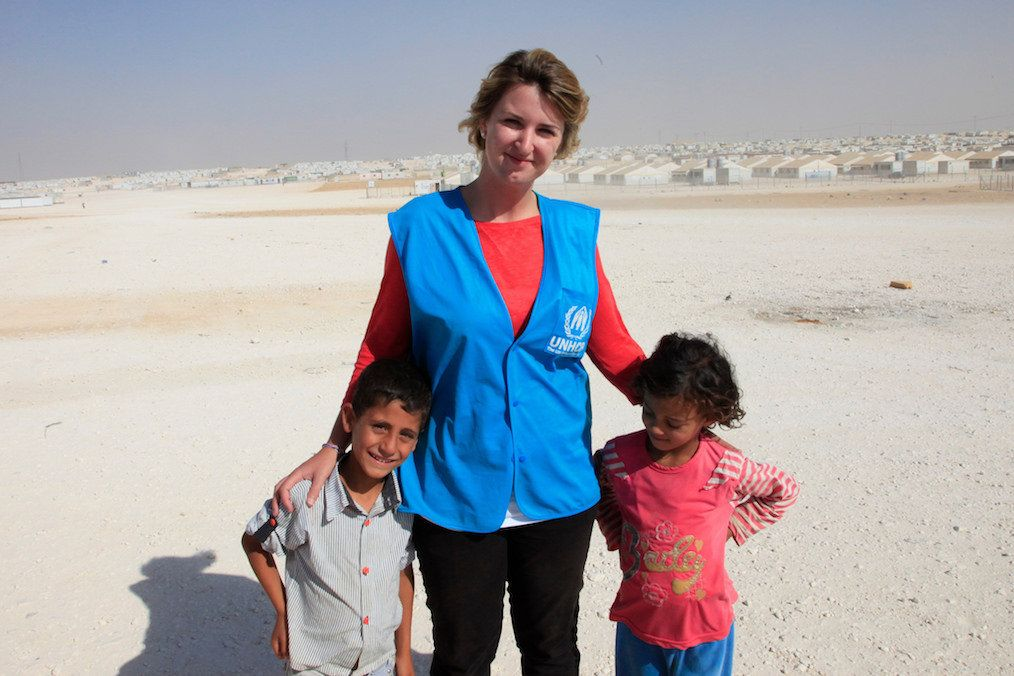 Where & How to Volunteer Abroad With Refugees Volunteer
