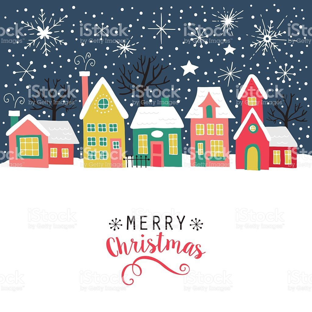 Merry Christmas Greeting Card Poster And Background Design Royalty Free Stock Vector Art