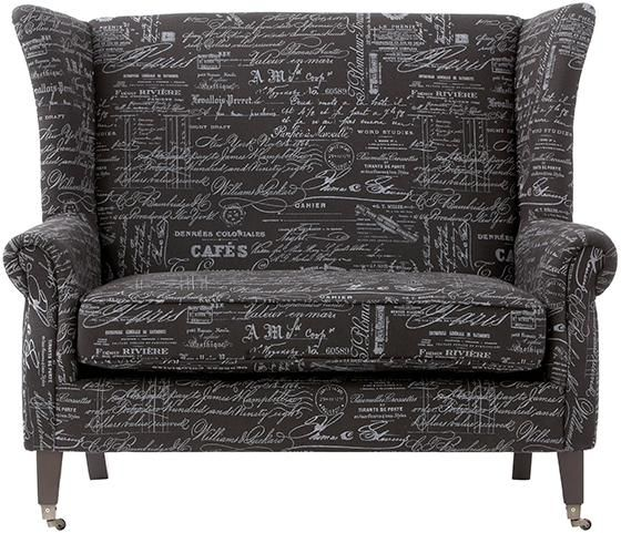 Haven Settee   Upholstered Settee   Settees   Settee Sofa |  HomeDecorators.com