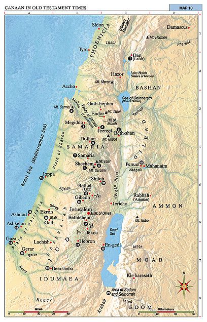 Map Of Canaan In Old Testament Times Art Pinterest Lds Org - Map of egypt old testament