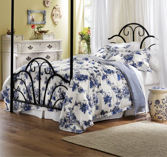 Bedroom Decorating Ideas Totally Toile: 3-Piece Toile Comforter Set From Through The Country Door
