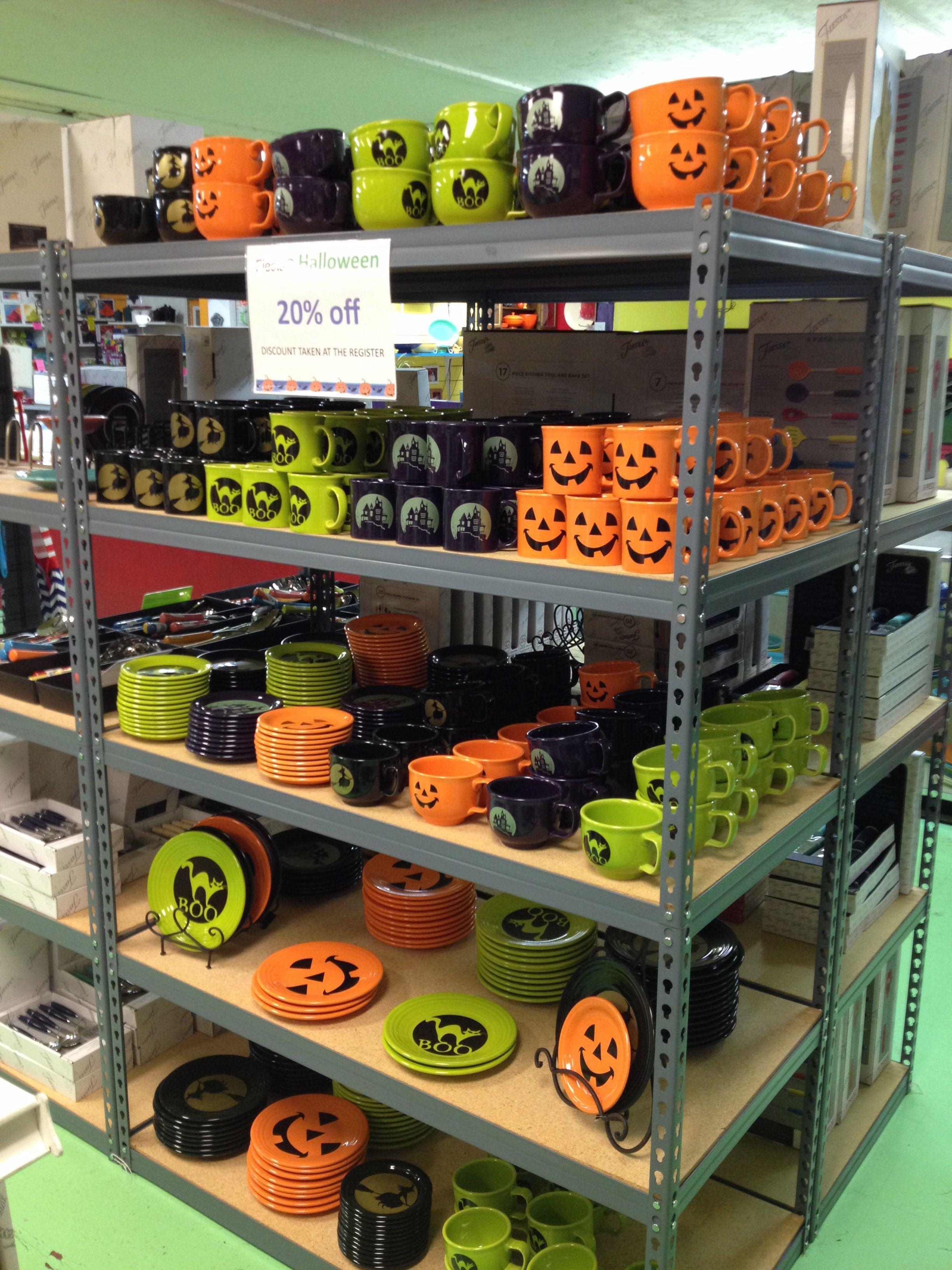 we are your halloween fiestaware headquarters fiestaware