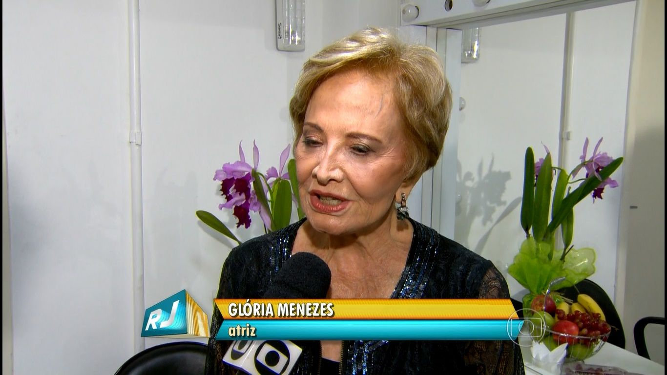 MEMORIA DA TELEVISAO-GLORIA MENEZES-AOS 80 ANOS-24-03-2015