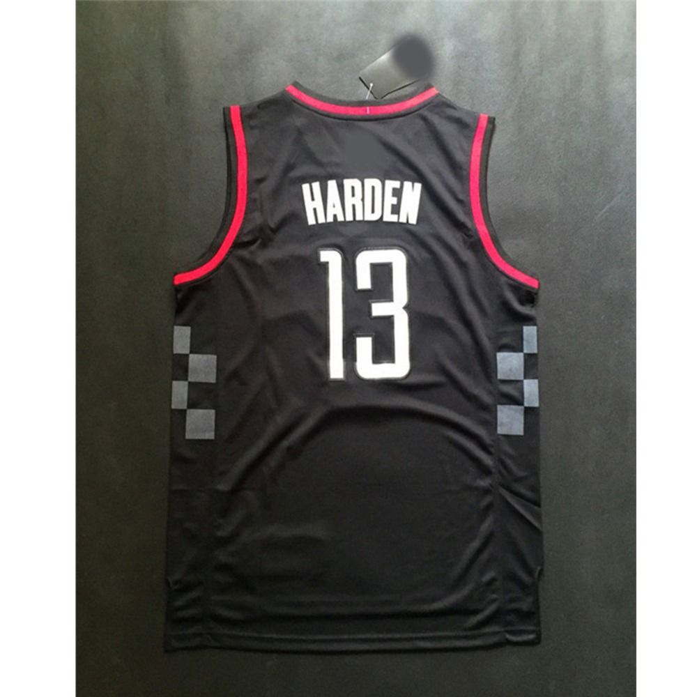 half off 51c44 bfe9f Aliexpress.com : Buy 2015 16 James Harden Jersey #13 New ...