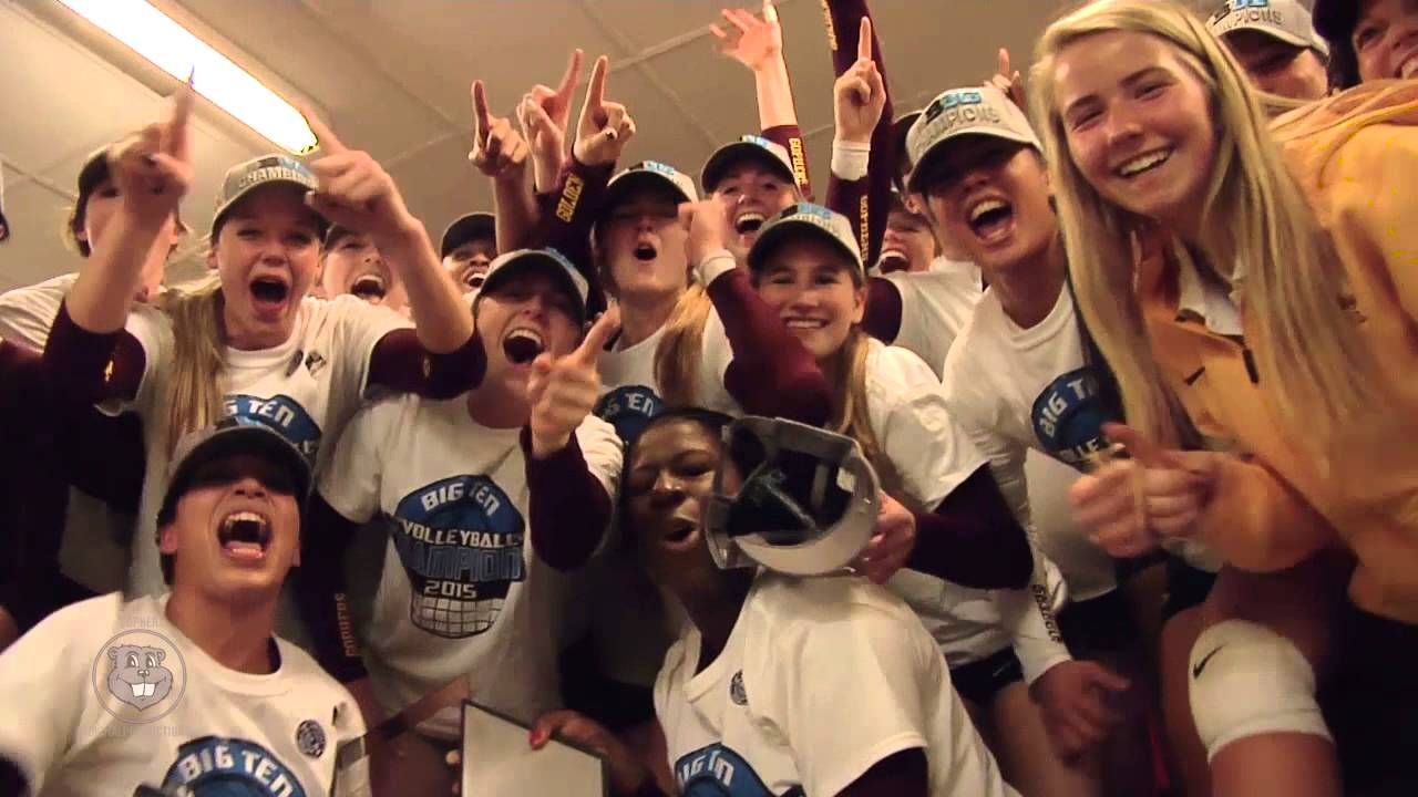 Welcome To My House Gopher Volleyball 2015 Welcome To My House Volleyball Volleyball News