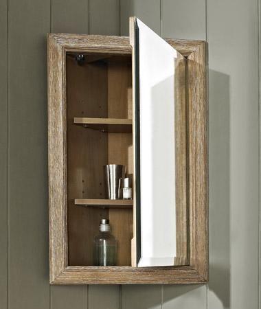 142 Cmc18 Corner Medicine Cabinet Corner Vanity Sink Rustic Medicine Cabinets