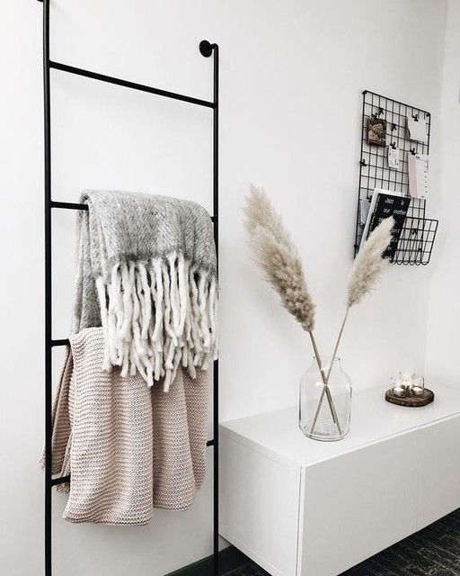 Ayumi Towel Rack Black Am Pm La Redoute Idees Diy Pour Salle De Bains Deco Salle De Bain Idee Salle De Bain