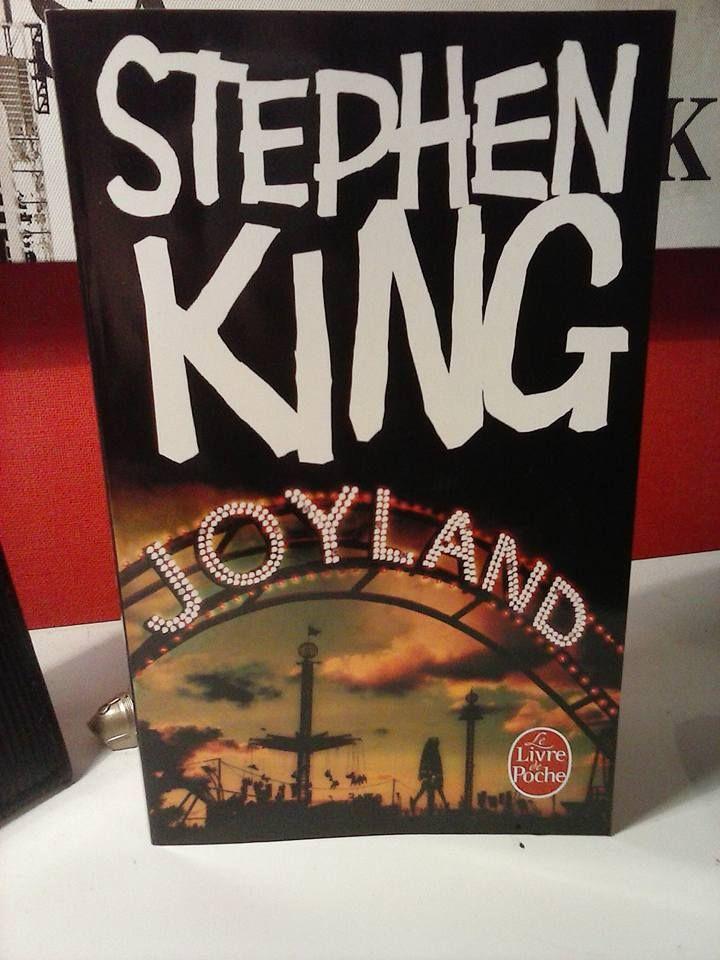 Joyland from Stephen King