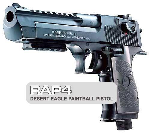 DESERT EAGLE PAINT GUNS