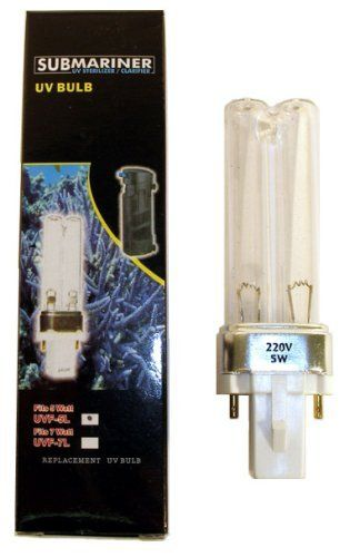 Jbj Submariner Uv Sterilizer Replacement 5 Watt Uv C Lamp By Jbj 19 99 Replacement 5 Watt Uv C Lamp For The Jbj Water Gardens Pond Garden Pond Water Garden