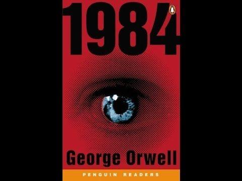 1984 By George Orwell Full Audiobook Mls 1948 Pinterest