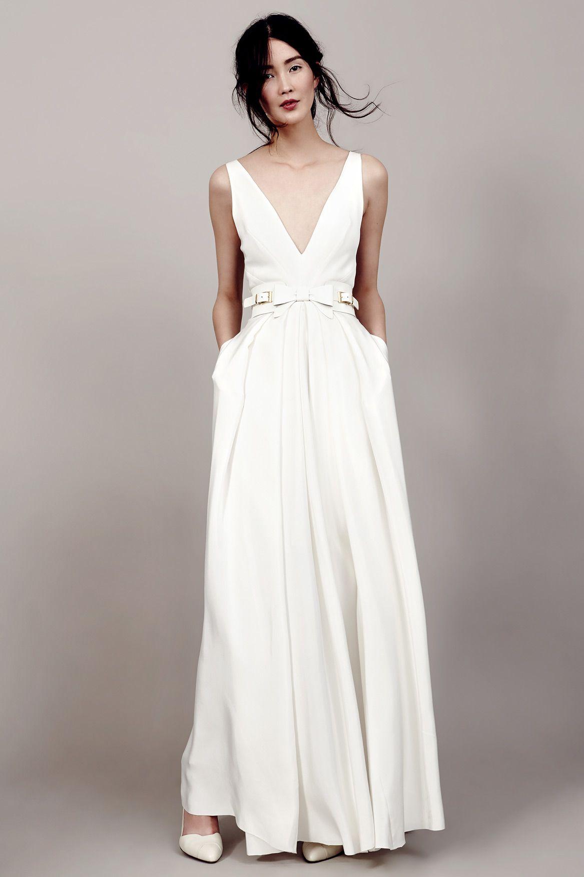 Duchesse Dress (2015) - Luxury, extravagant silk meets a modern, up ...