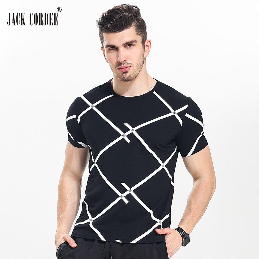 mens fashion casual JACK CORDEE Mens Fashion Twill Printed T ...