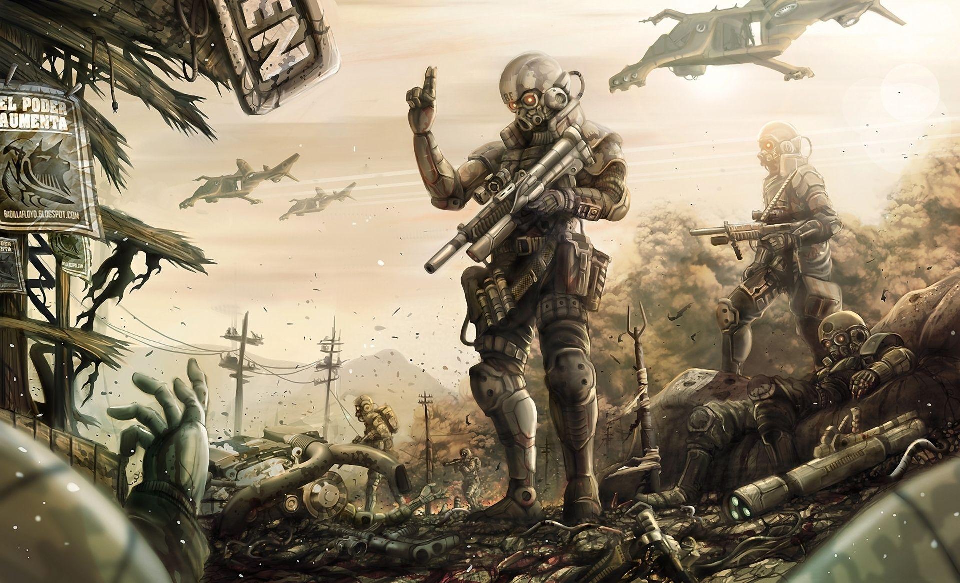 Sci Fi Battle Wallpaper For Iphone Zod Weapon Concept Art Concept Art War Art
