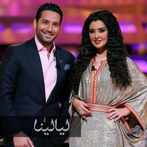 صور أجمل أزياء ميساء مغربي في برنامج ريتنغ رمضان موقع ليالينا Kaftan Fashion Abaya