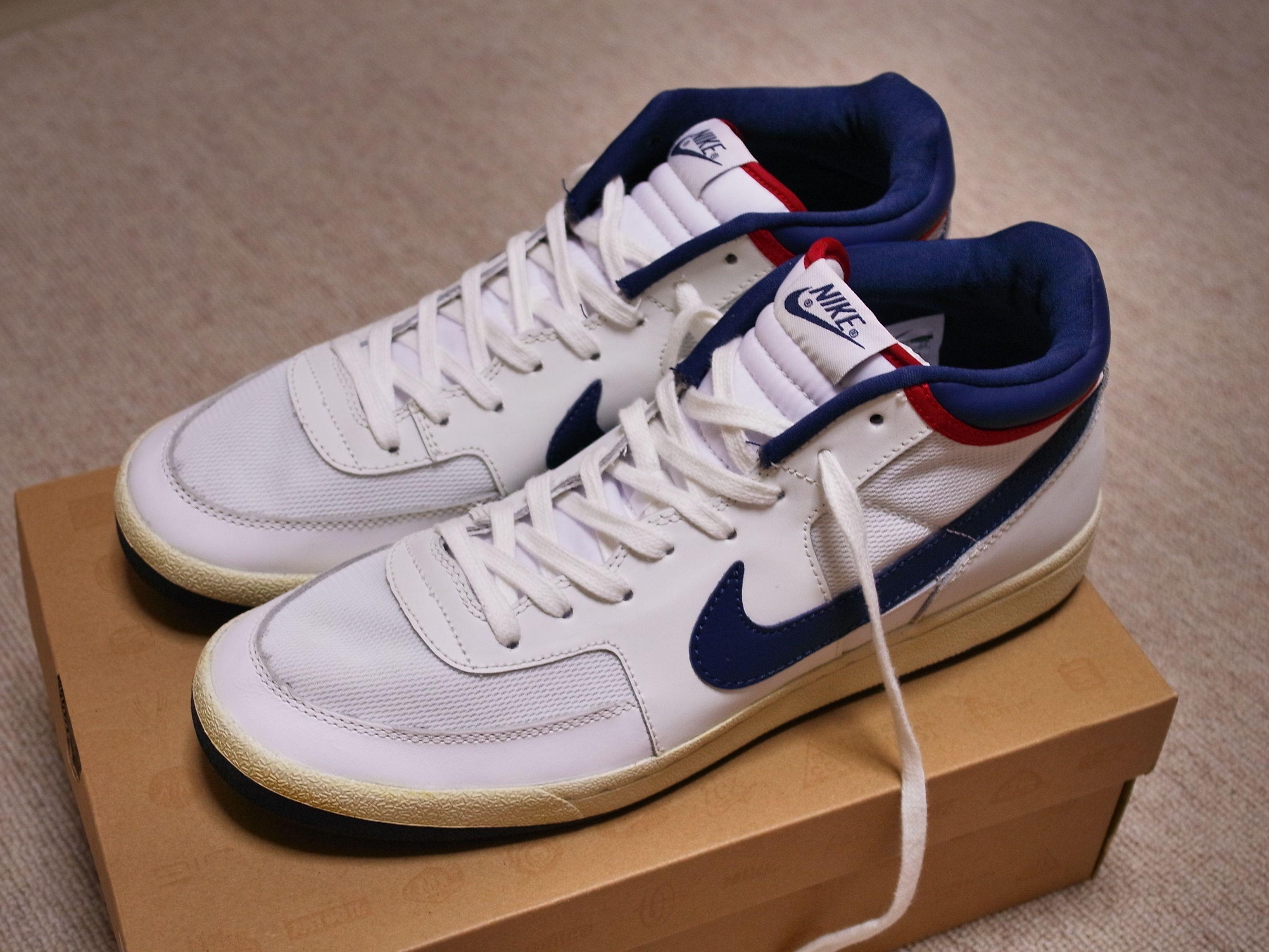 Nike Challenge Court Vintage 'John McEnroe' 2012 - Next in line | artsy |  Pinterest | Vintage, Summer and Footwear