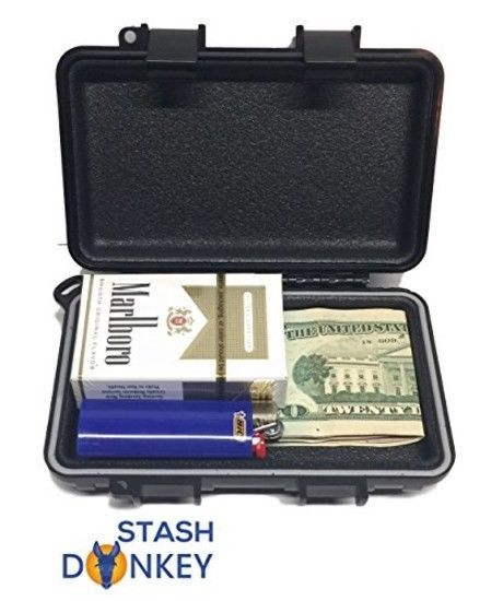 Stash Box 'Slim Dog' Waterproof and Smellproof by