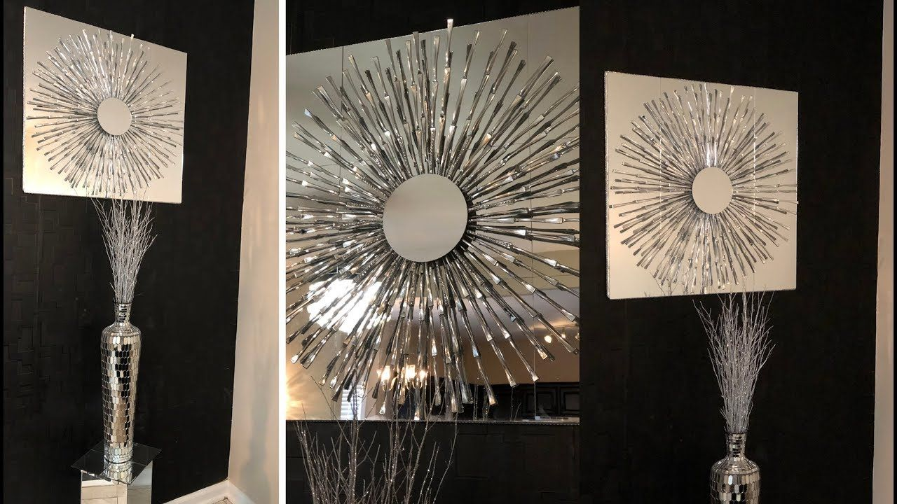 10+ Most Popular Silver Wall Decor For Living Room