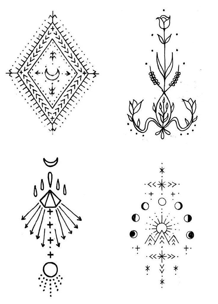 Tattoo Artist Tati Compton on Instagram and the Occult