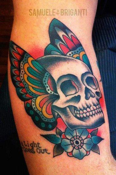 Tattoo done bySamuele Briganti.