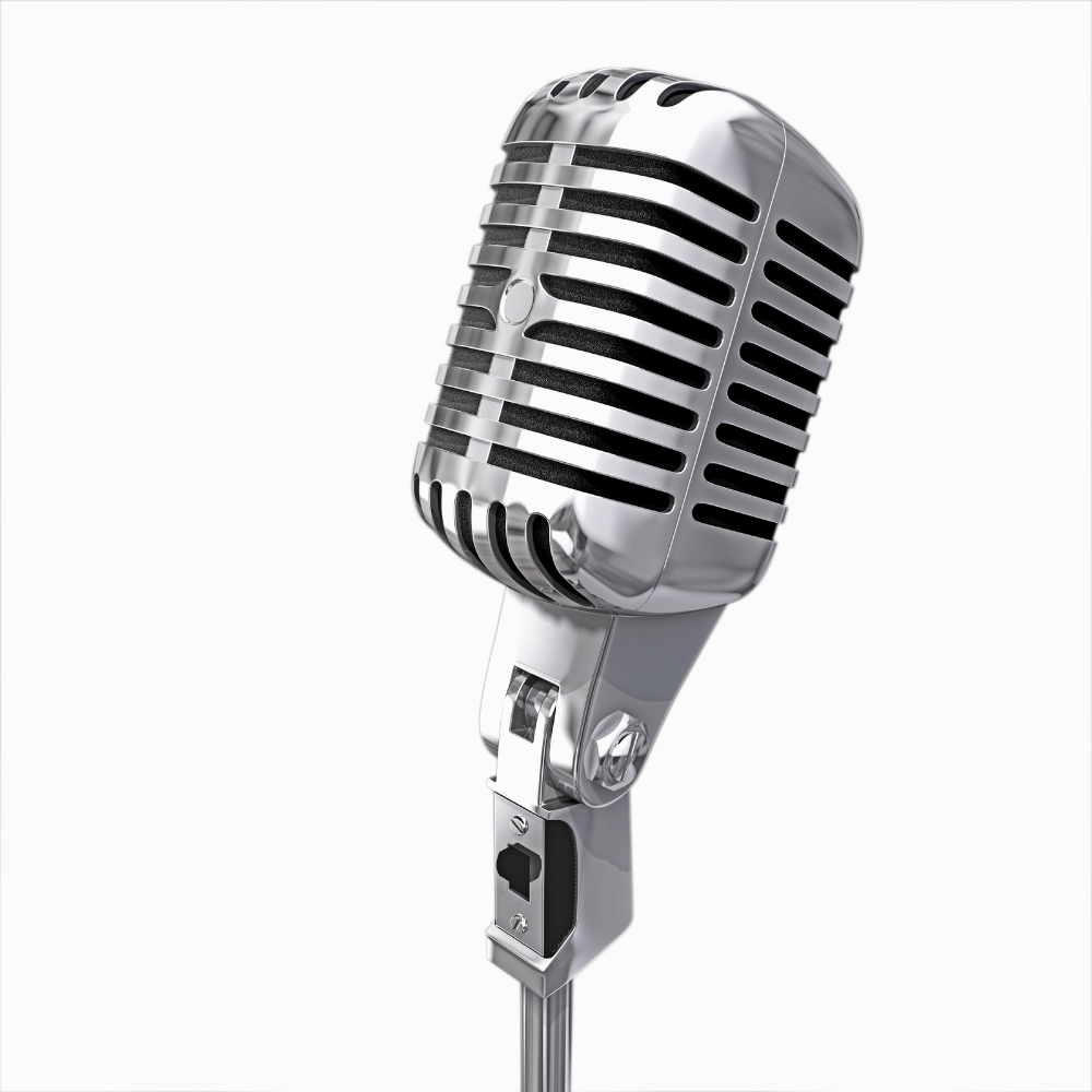 Cartoon Microphone Clipart Clipart Suggest Old Microphone Microphone Microphones