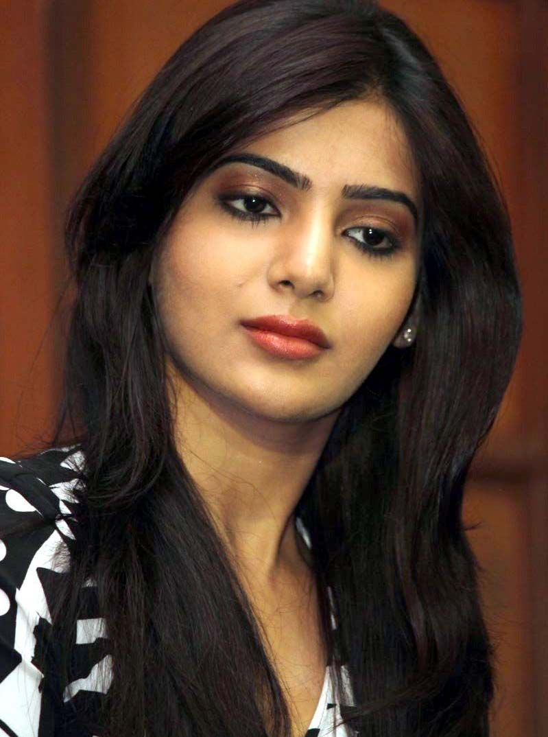 Samantha Ruth Prabhu is an Indian film actress and model who appears in Telugu and Tamil films.