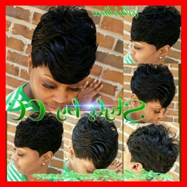 27 Piece Quick Weave Short Hairstyle Curly ...