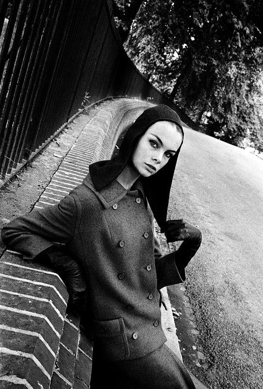 Jean Shrimpton - Vogue