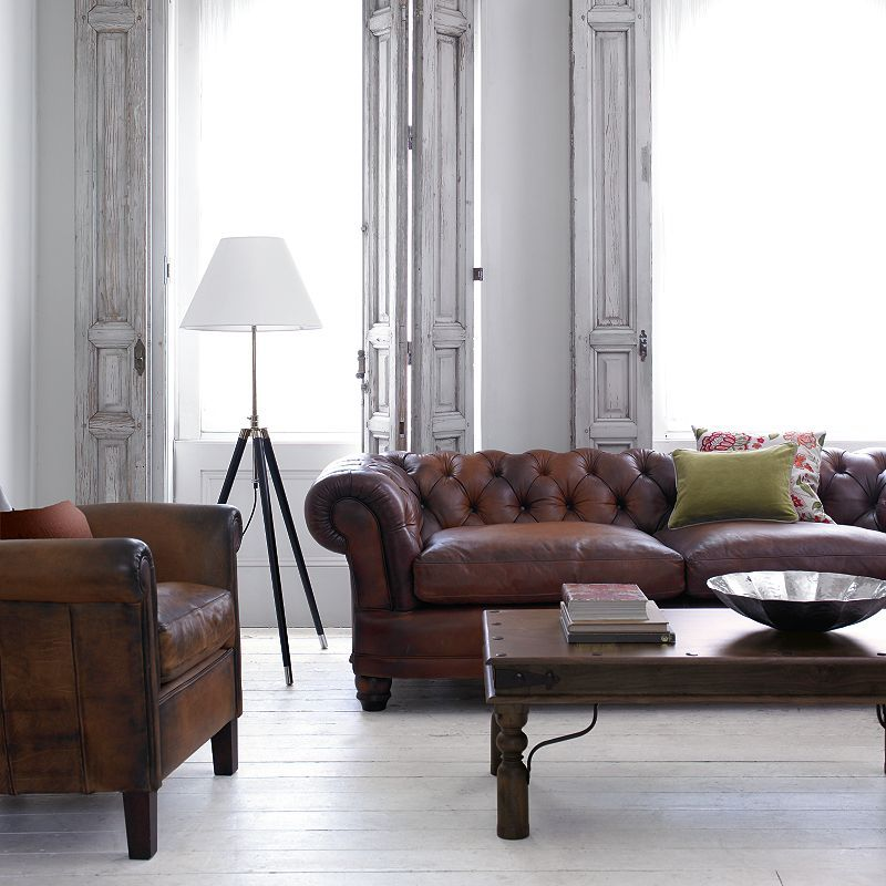 John Lewis Cooper Corner Sofa: Buy John Lewis Chatsworth And Camford Leather Sofa Range