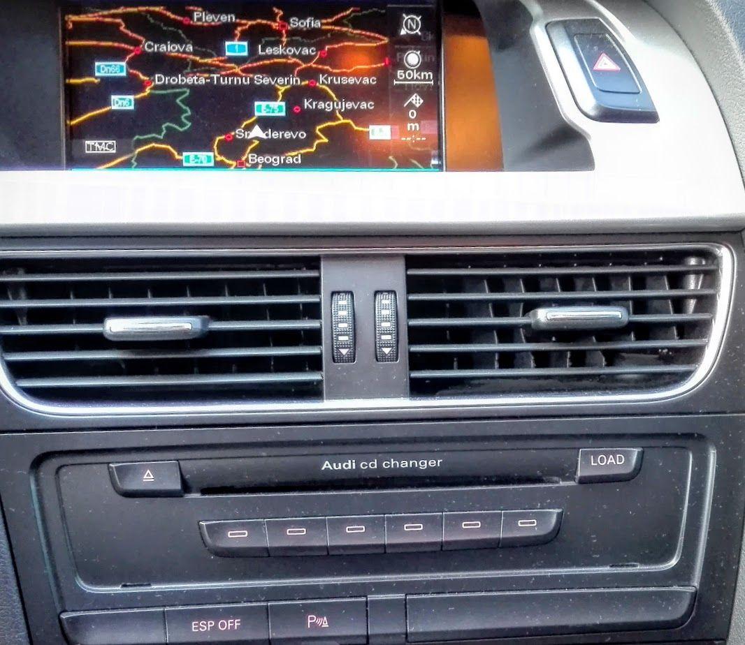 Nova Mapa Evrope I Srbije Za Audi Fabricke Navigacije Mmi 2g 2018