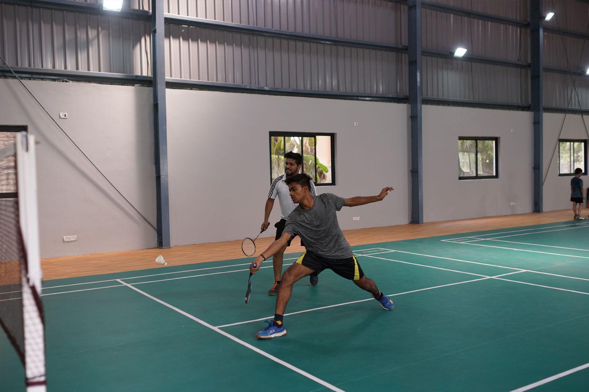 Pin On Best Badminton Coaching In Noida