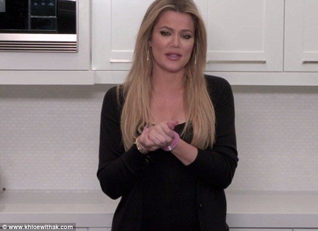 Khloe Kardashian shows off her highly organized baking cabinet #khloekardashianhouse