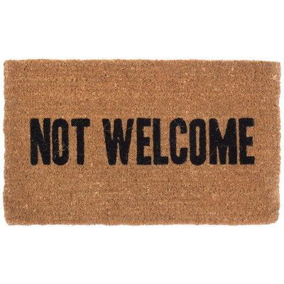 Best doormats for a welcoming entrance
