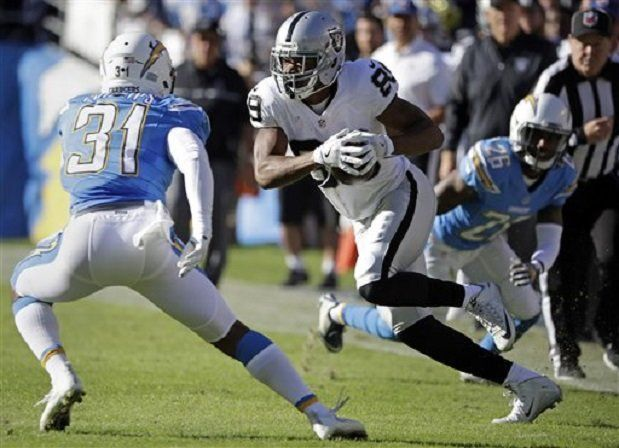 Oakland Raiders want to make up for lost ground with Amari Cooper