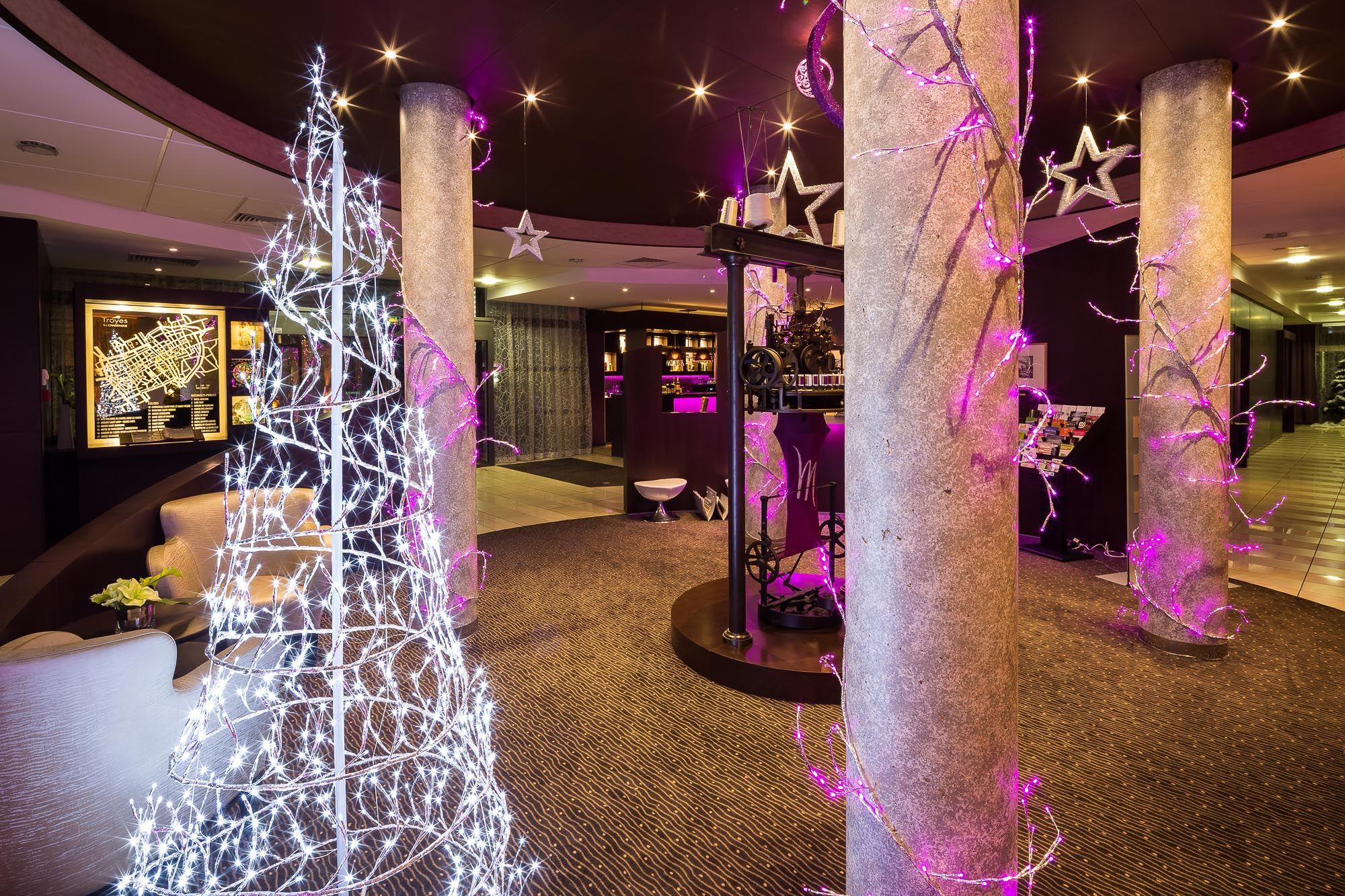 Hotel Mercure Troyes C Festilight Hotel Hotel Restaurant Concession Automobile