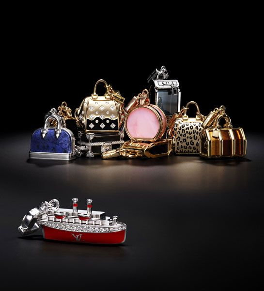 Louis Vuitton's Charms