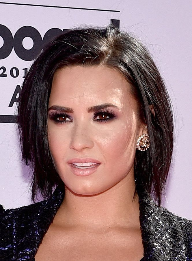 Demi Lovato Bob Demi Lovato Short Hair Demi Lovato Hair Short Hair Styles