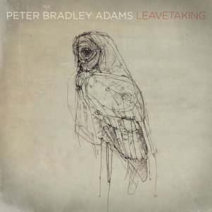 "This. This is the style I want my sparrows in. Peter Bradley Adams, ""Leavetaking"" album cover."