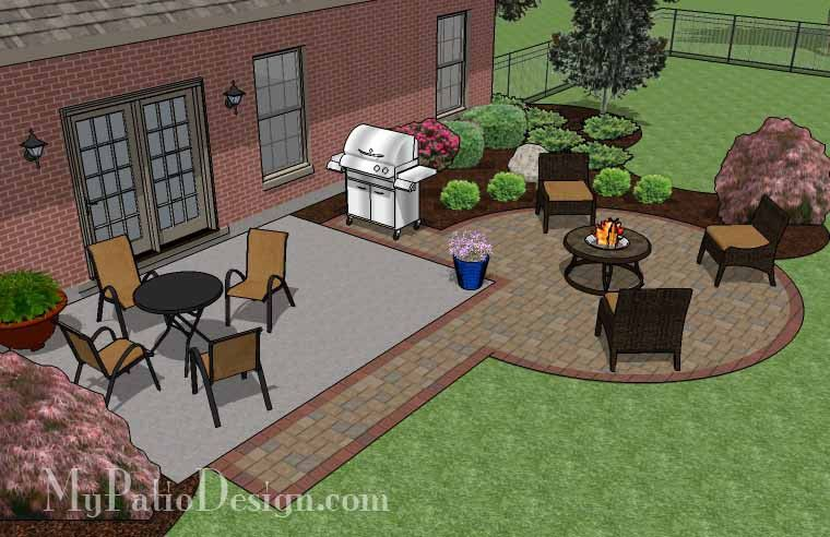 Add A Taste Of Elegance To Your Existing Rear Patio With