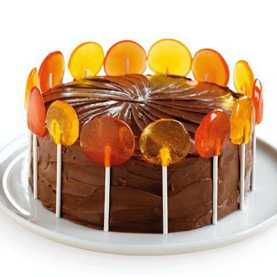 Lollipop halloween cake food cake decoration halloween lollipop - decorating halloween cakes