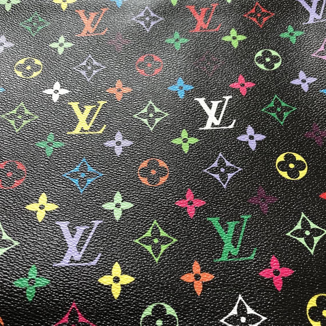 This Item Is Unavailable Louis Vuitton Tattoo Rainbow Monogram Louis Vuitton Dog Collar