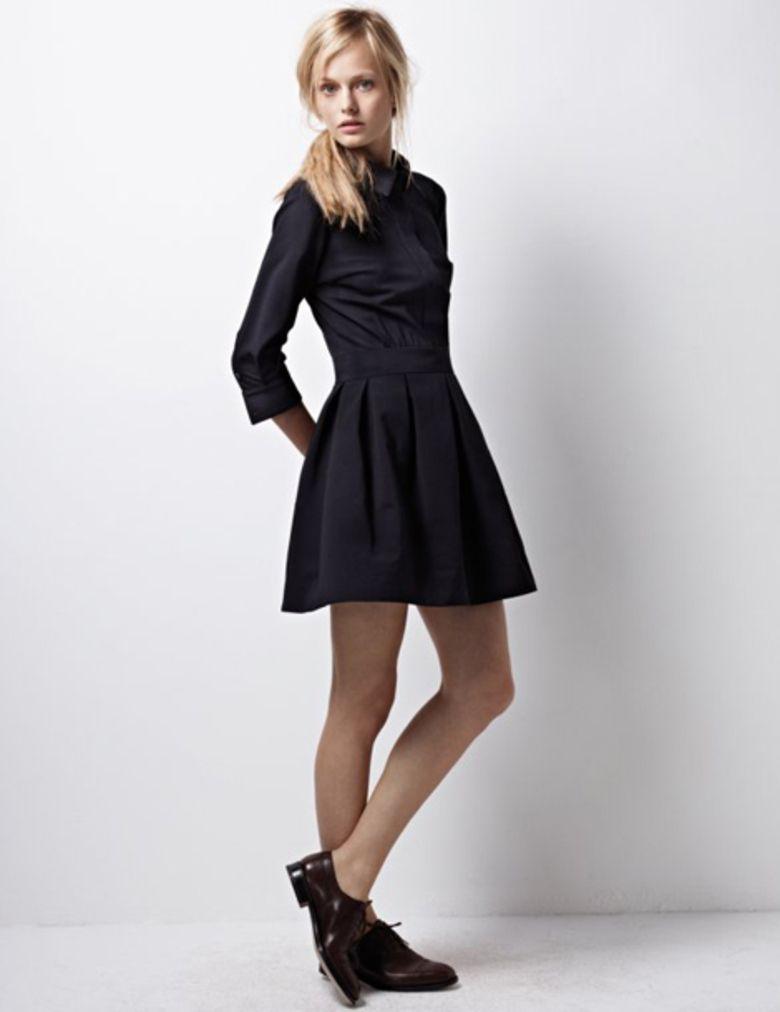conseil mode chaussures les derbies pinterest comment porter derbies et petites robes. Black Bedroom Furniture Sets. Home Design Ideas