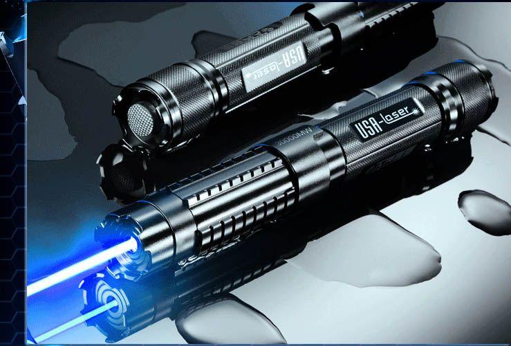 30000mW super stark blauer laserpointer  High power laser