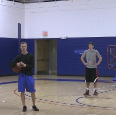 Florida Gators Pick and Roll Finishing Drill - Basketball HQ
