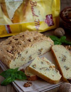 Glutensiz Cevizli Ekmek #glutenfreierezepte